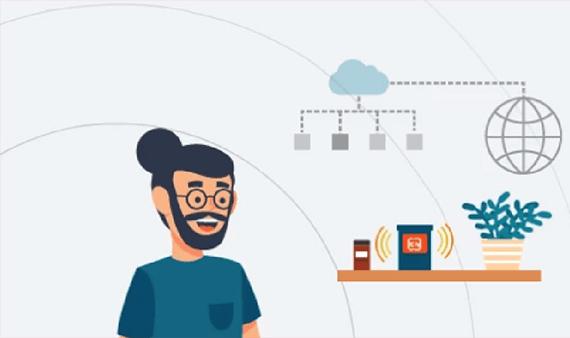 Sensor Research illustration graphic