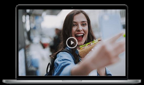 Screenshot: Video Technology