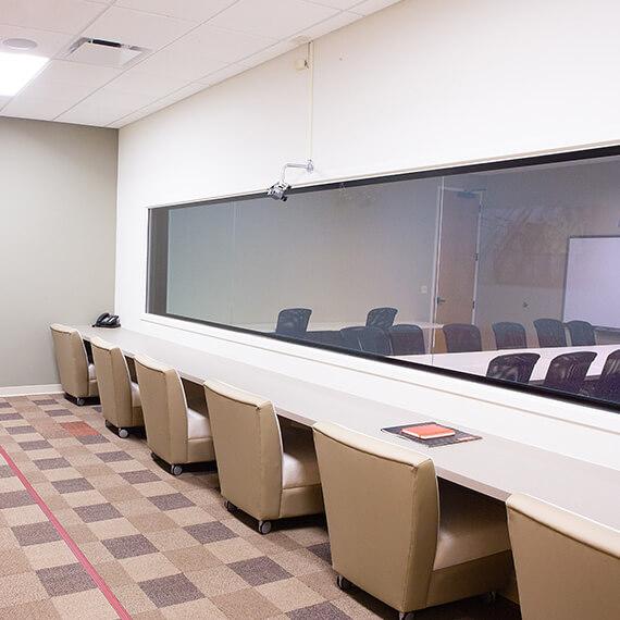 Curion Qualitative Suite (Observation Room)