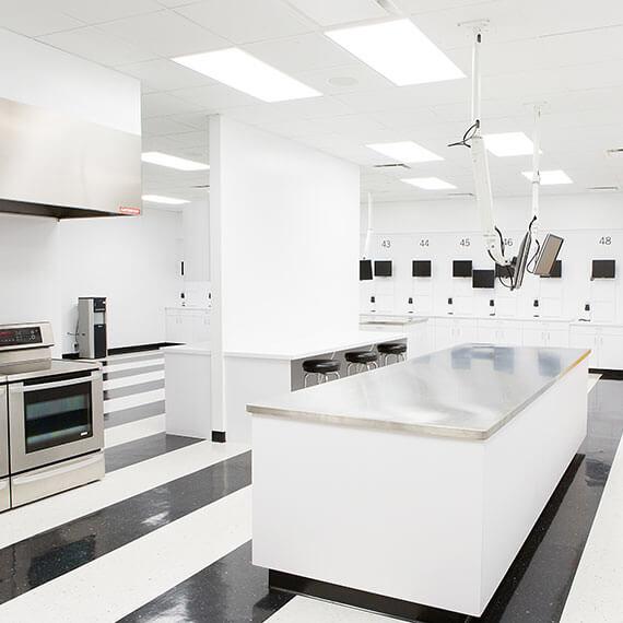 Curion Test Kitchen